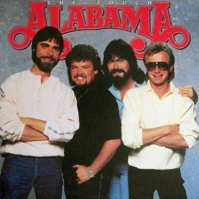 Alabama - The Touch (LP)