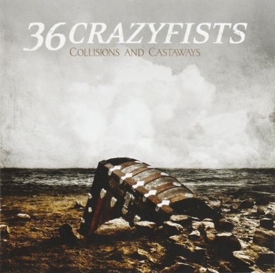 36 Crazyfists - Collisions And Castaways (CD)