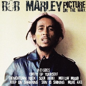 Bob Marley - Picture On The Wall (CD)