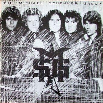 The Michael Schenker Group - MSG (LP)