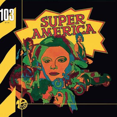 Janko Nilovic - Super America (LP)