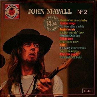 John Mayall - John Mayall N° 2 (LP)