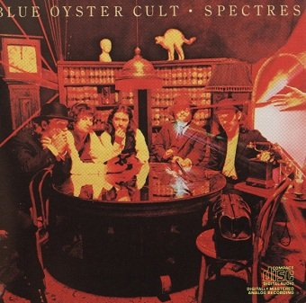 Blue Öyster Cult - Spectres (CD)