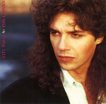 Phil Carme - City Walls (CD)