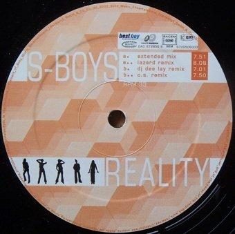 S-Boys - Reality (12'')