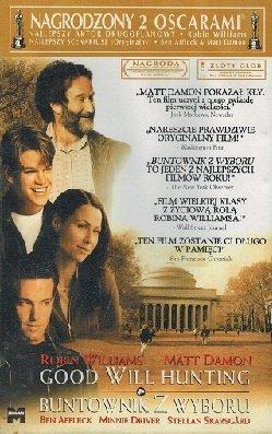 Buntownik z wyboru (VHS)