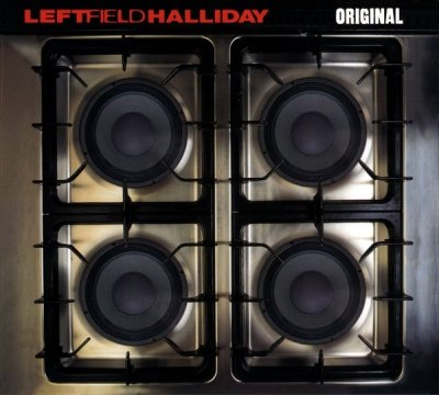 Leftfield, Halliday - Original (Maxi-CD)
