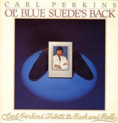 Carl Perkins - Ol' Blue Suede's Back (LP)