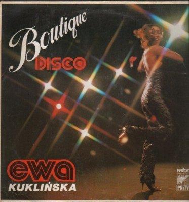 Ewa Kuklińska - Boutique Disco (LP)