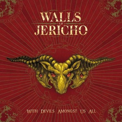 Walls Of Jericho - With Devils Amongst Us All (CD)