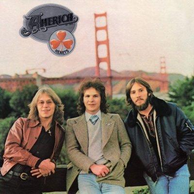 America - Hearts (LP)