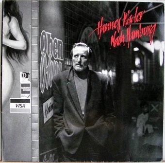 Hannes Wader - Nach Hamburg (LP)
