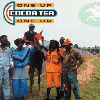 Cocoa Tea - One Up (CD)