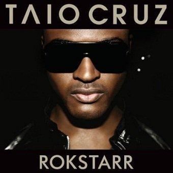 Taio Cruz - Rokstarr (CD)