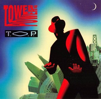 Tower Of Power - T.O.P. (CD)