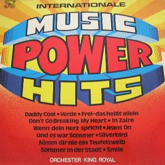 Bombenstimmung Bis Froh Um 5 / Music Power Hits (2LP)