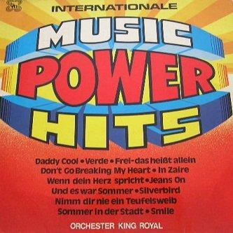Bombenstimmung Bis Froh Um 5 / Music Power Hits (2LP)