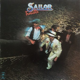 Sailor - Trouble (LP)