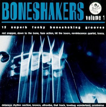 Boneshakers Volume 1 (CD)