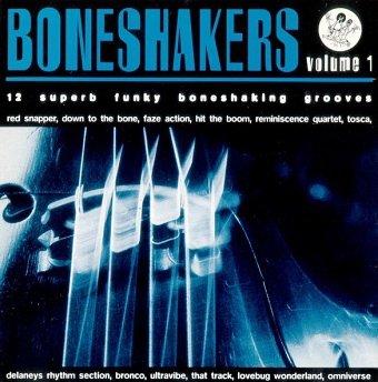 Boneshakers Volume 1 (CD)