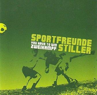 Sportfreunde Stiller - You Have To Win Zweikampf (CD)
