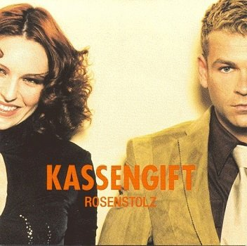 Rosenstolz - Kassengift (CD)