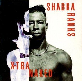 Shabba Ranks - X-Tra Naked (CD)