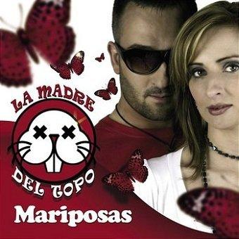La Madre Del Topo - Mariposas (CD)
