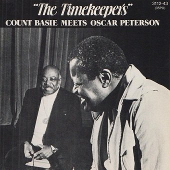 Count Basie Meets Oscar Peterson - The Timekeepers (CD)