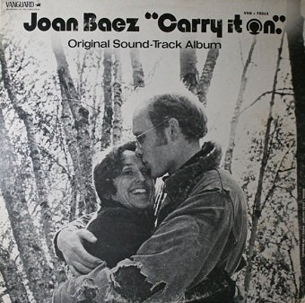 Joan Baez - Carry It On. Original Sound-Track Album (LP)
