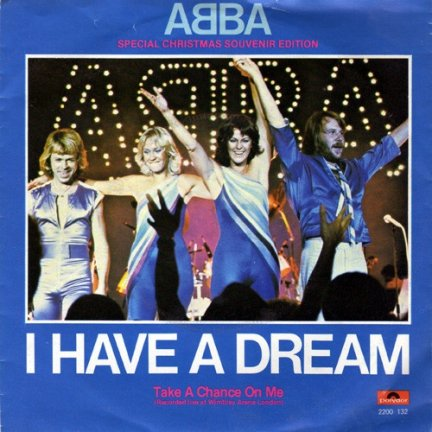 ABBA - I Have A Dream (7)