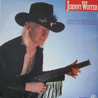 Johnny Winter - Serious Business (LP)