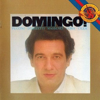 Placido Domingo - Domingo! (CD)