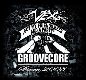 Vex - Got my friends, beer and a party (CD)
