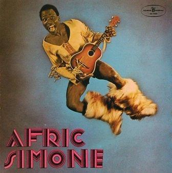 Afric Simone - Afric Simone (LP)