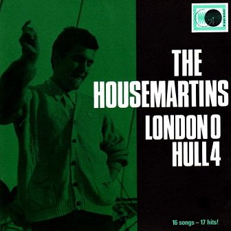 The Housemartins - London 0 Hull 4 (CD)