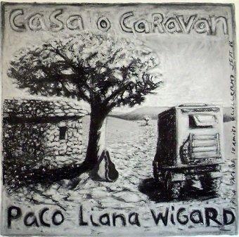 Paco Liana Wigard - Casa O Caravan (LP)