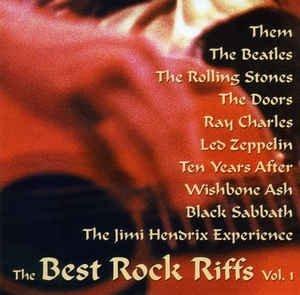 The Best Rock Riffs - Vol. 1  (CD)