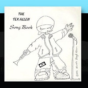 The Tex Allen - Song Book (CD)