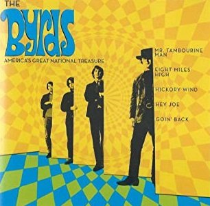 The Byrds - America's Great National Treasure (CD)