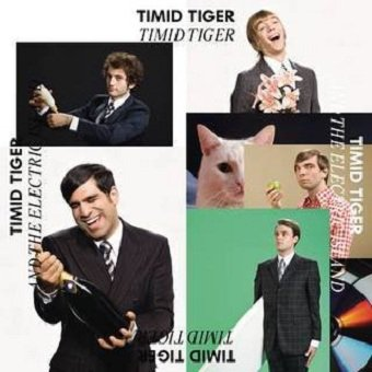 Timid Tiger - The Electric Island (CD)
