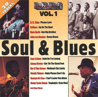 Soul & Blues Vol. 1 (CD)