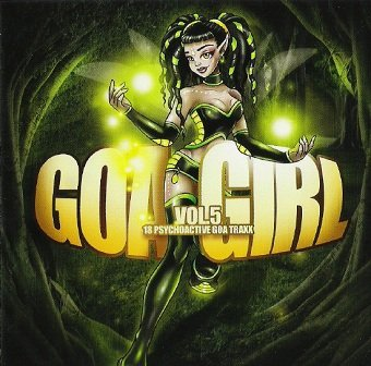 Goa Girl Vol.5 (2CD)