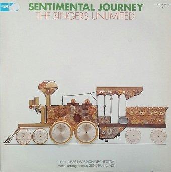 The Singers Unlimited - Sentimental Journey (LP)