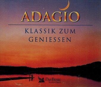 Verlag Das Beste, Adagio - Musik Zum Geniessen 1-4 (4CD)