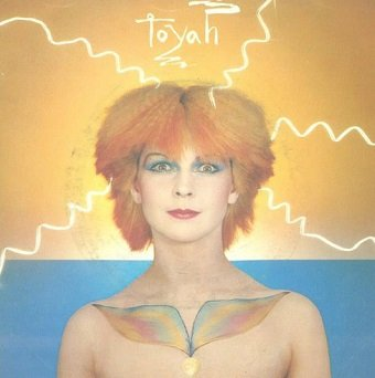 Toyah - I Want To Be Free (7'')
