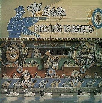 Flo And Eddie - Moving Targets (LP)