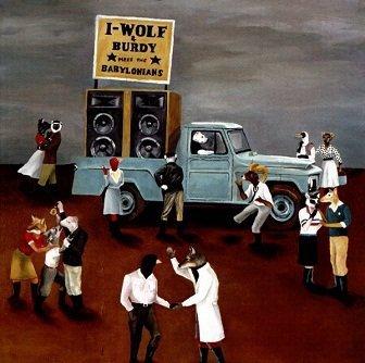 I-Wolf & Burdy - Meet The Babylonians (CD)