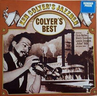 Ken Colyer's Jazzmen - Coyler's Best (2LP)