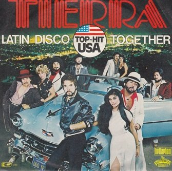 Tierra - Latin Disco / Together (12'')